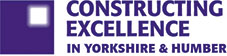 Constructing Excellence Yorkshire & Humber logo